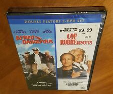 Armed and Dangerous / Cops & Robbersons (DVD, Double Feature) Chevy Chase NEW