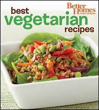 Better Homes and Gardens Best Vegetarian Recipes (BN) (Better Homes & Gardens Co