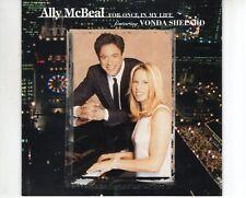 CD ALLY McBEALfor once in my lifeEX (B2762)