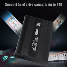 Hard Disk Case SATA3.0 USB3.0 6Gbps Mobile External Box SSD Enclosure for PC