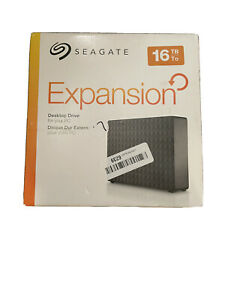 seagate 16tb external hard drive