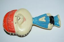 WOW Vintage Alvin and the Chipmunks Avon Plastic Hair Brush Rare
