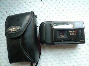 Yashica T3 Carl Zeiss T* Tessar 2,8/35 Kompaktkamera, geprüft