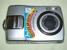 Pentax Optio M20 7.0 Megapixels Digital Camera, Clean, Used
