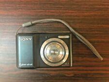 Sony Cyber-shot DSC-S2100 12.1MP Digital Camera - Black