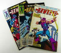 Marvel HAWKEYE (1983) #1 2 4 LOT FN/VF (7.0) Ships FREE!