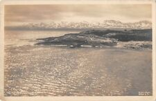 BR100490 fra nordland real photo norway