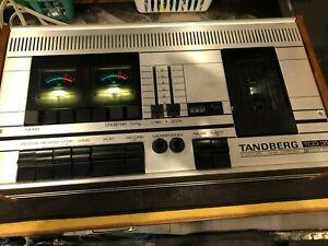 Tandberg TCD310 Cassette Deck