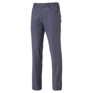 """Puma Golf Heather 6 Pocket Pants dryCELL PWRSTRETCH 32"""" Inseam PICK Size Color"""