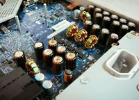 "Apple Mac G5 Logic Board REPAIR KIT iMac Capacitors Power supply 1st Gen 17"" 20"""
