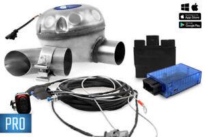 Kufatec Komplettset PRO - Active Sound inkl. Sound Booster für Audi / Soundmodul