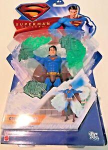 Mattel Superman Returns Volador Ataque Figura de Acción