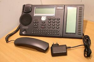 Occasion : Telephone specifique entreprise  MITEL 5380 + Module M535