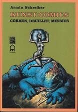 Kunst : Comics - Corben, Moebius, Druillet (Z1), Dreibein Verlag