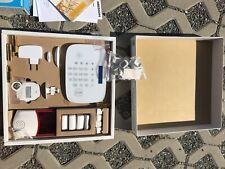 Alarmanlage Komplettset Haus Wohnung Funk WLAN Medion über Smart Phone