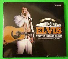Elvis Presley - BREAKING NEWS ELVIS SEEN IN KALAMAZOO MICHIGAN