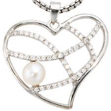 Anhänger mit Cubic Zirkonia-Perlen