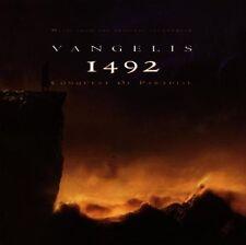 1492 CHRISTOPHE COLOMB (MUSIQUE DE FILM) - VANGELIS (CD)