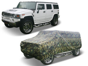 Car Cover Camouflage for Hummer H2, H2 SUT