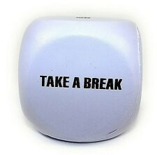 ANTI STRESS DICE, STRESS BALL, ARTHRITIS RELIEF, PHYSIO, AUTISM, GREAT GIFT IDEA