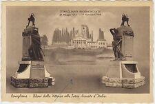 CONEGLIANO - PILONI DELLA VITTORIA ALLE FORZE ARMATE D'ITALIA (TREVISO)