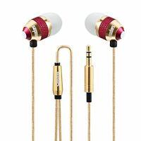 Sephia SP1050 Noise Isolating in-ear Earphones Headphones, HEAVY DEEP BASS for i