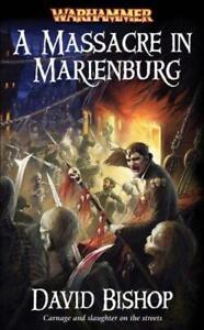 A Massacre in Marienburg, Very Good Condition Book, Bishop, David, ISBN 97818441