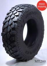 4 New LT 31X10.50R15 C/6PR 109Q - JOYROAD MT200 MUD Tires 31 1050R15 LT 3110515