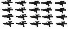 LEGO MINIFIGURE LOT OF 20 STAR WARS MEDIUM BLASTER SHOOTER GUNS ACCESSORIES