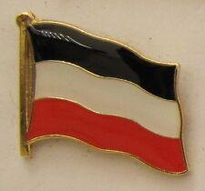 Pin Anstecker Flagge Fahne Deutsches Kaiserreich Flaggenpin Badge Button
