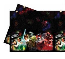 TOVAGLIA PVC STAR WARS Party Compleanno Guerre Stellari Obi Wan Kenobi 83227