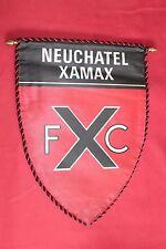 gagliardetto Football Pennant - NEUCHATEL XAMAX CON AUTOGRAFI STAMPATI