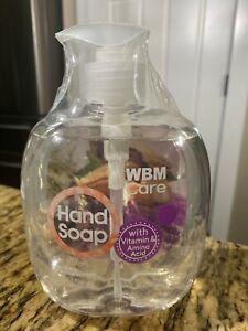 WBM handsoap lavender & almond 17.5FL OZ