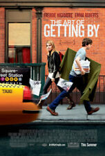 The Art Of Getting By DVD Plays English Foreign Pack AM46