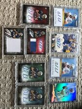Andrew Luck Insane 9 Card Lot Complete Inception Set And More
