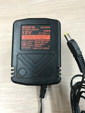 Sony AC-E525 AC Power Supply Adapter Charger Output: 12V 900mA                Q7