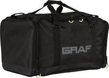 "New Graf Peakspeed Junior Carry ice hockey Player 28"" bag Sports duffle black"