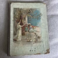 1892 The Arabian Nights - Helen M. Burnside(Brundage & Grey Illust) Raphael Tuck