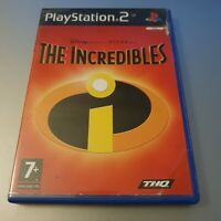 The Incredibles (Sony PlayStation 2, 2004)