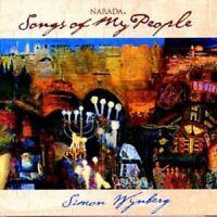 Songs of My People * by Simon Wynberg (CD, Sep-1997, Narada)