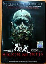 Rigor Mortis 殭屍 (2013 Film) ~ DVD ~ English Subtitle ~ Mr. Vampire ~ Chin Siu-ho