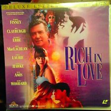 Rich In Love / Letterboxed  - LASERDISC  Buy 6 for free shipping