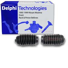Delphi Front Rack & Pinion Bellows for 1995-1999 Nissan Maxima - Kit gz