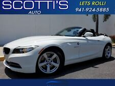 2013 BMW Z4 HARD TOP CONVERTIBLE~LOW MILES~ MINT CONDITION~ BE