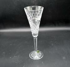 "Waterford Crystal ""12 Days of Christmas Collection"" Flute - 2 Turtle Doves"