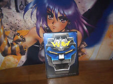 Voltron Defender of the Universe Blue Lion Collection NEW Plastic DVD Case Anime