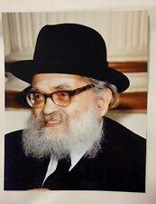 Rav Yaakov Kamenetzky Zt�l Torah V'daas Rosh Yeshiva (8x10) Gedolim Picture