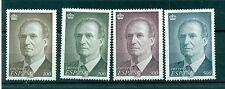 RE JUAN CARLOS - KING JUAN CARLOS SPAIN 1996 Common Stamps