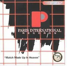 1 CENT CD Best of Paris International Records - V/A JILL/MAGA/CELI BEE/AMANT