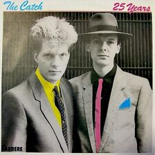 "THE CATCH 25 years/voices SP45T 7"" 1983 RARE EX++"